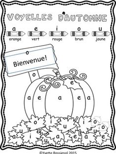 Browse over 280 educational resources created by Yvette Rossignol French Francais in the official Teachers Pay Teachers store. French Classroom, Classroom Fun, Classroom Activities, Word Wall Kindergarten, Kindergarten Colors, French Teaching Resources, Teaching French, French Language Lessons, French Lessons