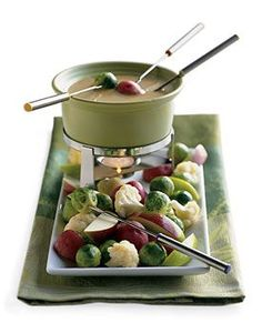 Irish Cheddar and Stout Fondue- sounds delicious!