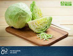 Βρείτε στα ΑΒ, ελληνικά βιολογικά άσπρα λάχανα και απολαύστε τα φρέσκα σε σαλάτες ή μαγειρεμένα με ρύζι! Cabbage, Vegetables, Food, Veggie Food, Cabbages, Vegetable Recipes, Meals, Veggies, Brussels Sprouts