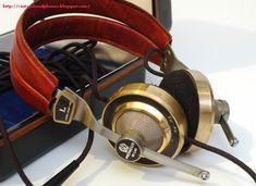 sweet vintage headphones