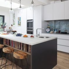 We specialise in bespoke, contemporary kitchen furniture to fit your budget, but are also able to offer more traditional-style designs where needed. Kitchen Cabinet Design, Kitchen Cabinetry, Cupboards, Cabinets, Contemporary Kitchen Furniture, Kitchen Supplies, Kitchen Ideas, Bespoke Kitchens, Kitchen Tops