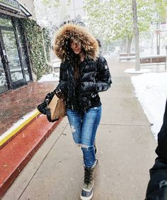 Colorado kinda of spring ❄️☃ . . . . #spring #winterwonderland #winterfun #snow #snowday…