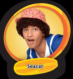 Teen Beach Movie Bikers   Seacat is a fun, quirky dude, and a member of the clique of surfers.