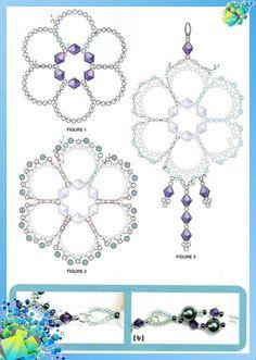 beads flower