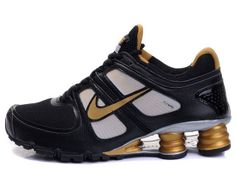 Chaussures Nike Shox Turbo Noir/ Jaune/ Argent [nike_12466] - €46.89 : Nike Chaussure Pas Cher,Nike Blazer and Timerland  http://www.facebook.com/pages/Chaussures-nike-originaux/376807589058057  http://www.topchausmall.com/