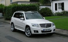 Color and style=absolutely...Perhaps some day soon?  Mercedes-Benz GLK-Class GLK350
