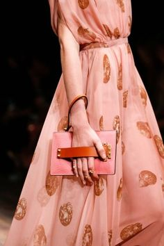 My Other Bag Is a Carryall - Valentino Spring 2015