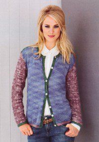 Cardigans in Stylecraft Senses (8832)