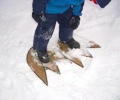 Зимние развлечения с детьми I Идеи детских зимних развлечений и игр