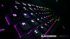 The new (keyboard) Razer BlackWidow Chroma