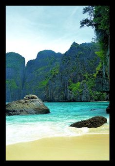 Maya Beach, Koh Phi Phi, Thailand Copyright: May Jayne