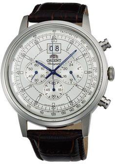 Orient Classic Sporty Quartz Chronograph Gent's Japan Watch