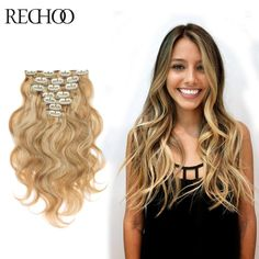 One clip hair extensions body wave thick clip on hair extensions cheap clip on led flashlight buy quality clip car directly from china clip in hair ponytail suppliers 7 pc 14 clip in human hair wavy remy european clip pmusecretfo Image collections