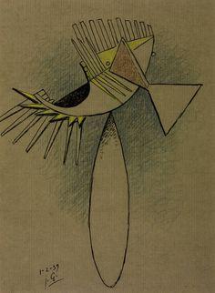 Julio González 'Head with a Long Neck', 1939
