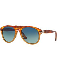 1bb5d7c64941 Persol Sunglasses, PERSOL PO0649 54 & Reviews - Sunglasses by Sunglass Hut  - Men - Macy's
