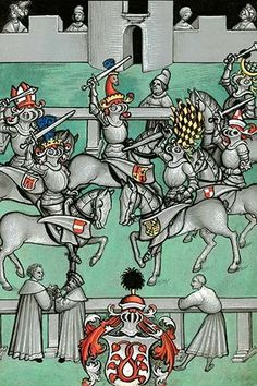 Medieval Tournament melee & Jousting