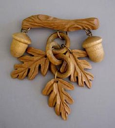 oak leaf motif carved - Google Search
