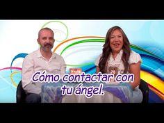 Cómo Contactar Con Tu Ángel con Gaby Cantero | #YoElijoSerFeliz - YouTube