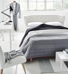 Couvre-lit satin de coton Mirano Quilt 260x240