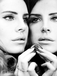 Lana Del Rey photographed by Bryan Adams for Zoo Magazine