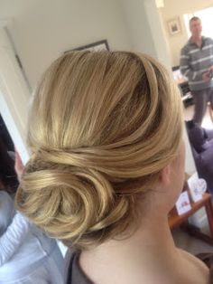 Fordham Hair Design ... Wedding Bridal Hair Specialist: Katie's Wedding in Sherston Wiltshire & Kingscote Barn