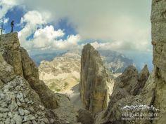 Der Umgang mit Höhenangst am Berg