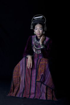 Hmong Thrills / The Black Hmong are the 3rd largest minority in Vietnam with nearly 900,000 people.