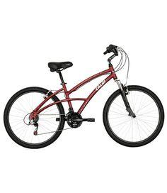 Bicicleta Caloi 500 Feminina Vermelha