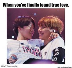 It's not that I ship Jihope, I ship Jikook, but sometimes I like the way that these two treat each other.