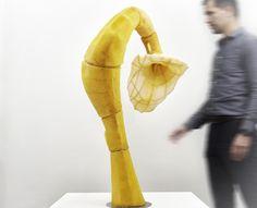 glass wax sculpture - Google Search