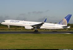 United Airlines N17133 Boeing 757-224 aircraft picture
