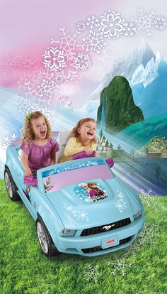 Disney Frozen Power Wheels Ride on Toys - These will be a hot item for Christmas this year. There is also a Disney Frozen Jeep power wheels available.
