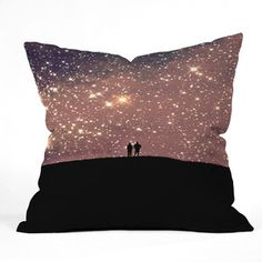 Stargaze Throw Pillow now featured on Fab.