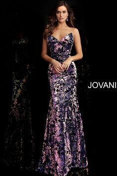 Jovani Prom Spring 2020 2020 Prom Dresses, Pageant, Homecoming and Formal Dresses - Girli Girl Jovani Wedding Dresses, Jovani Dresses, Modest Dresses, Strapless Dress Formal, Formal Dresses, Long Dresses, Formal Wear, Form Fitting Prom Dresses, How To Dress For A Wedding