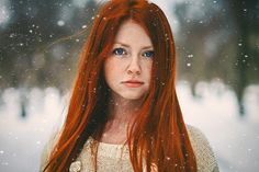 red Christina by Evgeniy Kim on 500px