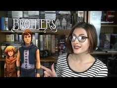 I am back FINALLY with another gaming related video. Today with amazing game Brothers: The Tale of Two Sons. Despite the heart breaking story. Second Son Game, Camera Phone, Sons, Video Games, Brother, Gaming, Videos, Youtube, Videogames