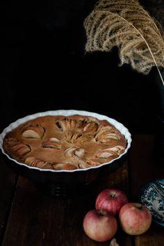 Apfel Zimt Clafoutis