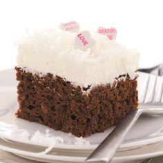 True Love Chocolate Cake Recipe from Taste of Home -- shared by Stephanie Baker of Caldwell, Idaho