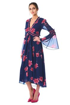 Buy the latest fashionWomen's A-line Dress at the best price! ... Choose the Perfect Dress from hundreds of styles online at eShakti.com...