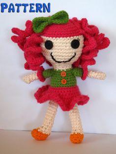 crochet lalaloopsy pattern