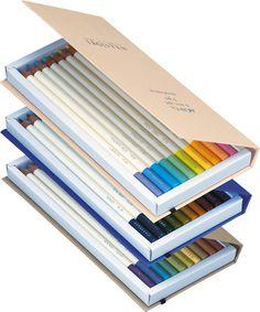 Irojiten Colored Pencils, Woodland (30-Pack)