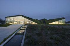 Gallery of Biesbosch Museum Island / Studio Marco Vermeulen - 20