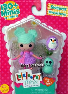 Lalaloopsy Mini Seed Sunburst Series 15 The Seasons Collection for sale online Minecraft Pixel Art, Minecraft Skins, Minecraft Buildings, Barbie, Cool Toys, Awesome Toys, Lalaloopsy Mini, Loving Family Dollhouse, Fairy Coloring Pages