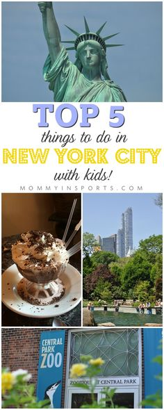 Planning a trip to the city that never sleeps with your kiddos? We recently went on a Seekender Weekend trip to New York City with our 4 & 7 year old girls as part of the Ultimate Seekender Team. Sure there was a lot of walking, and fighting over the elevator buttons at the hotel, but all in all they were enthralled with the sights, sounds, and yummy tastes of the city. So we asked our little ones what their favorite things to do in the Big Apple were, and they spilled it below in their o...