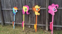 DIY My Little Pony Stick horse