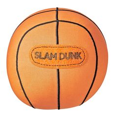 Basketball Throw Pillow   The Land of Nod
