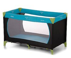 New #hauck water blue #dream n play baby #travel cot / portable playpen,  View more on the LINK: http://www.zeppy.io/product/gb/2/141965443242/