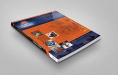 Catálogo de productos (Portada). Cliente: Safety Offshore of México.