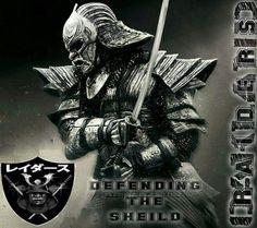 Defend the shield