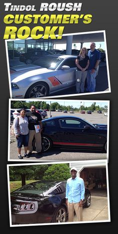 See more Tindol ROUSH customer photos at http://tindolford.com/custom/Tindol-Roush-Performance or watch our Crazy Mustang Man videos athttp://tindolford.com/custom/Crazy-Mustang-Man-Gastonia-NC.